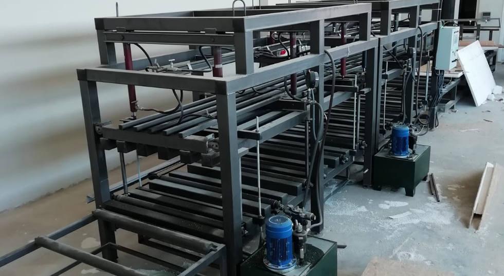 Prefabrik Ev Fabrikası