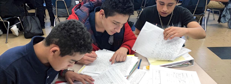 Les regroupements intentionnels soutiennent les étudiants