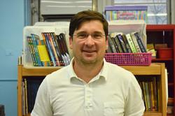 ICHS Jim Nine English Teacher