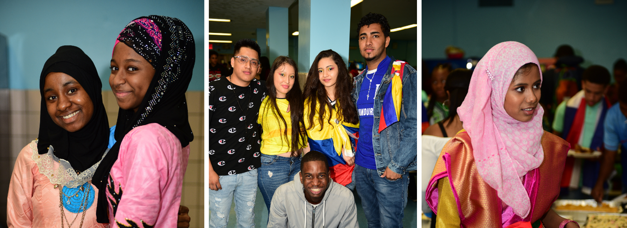 Multicultural Day: Share Your Culture