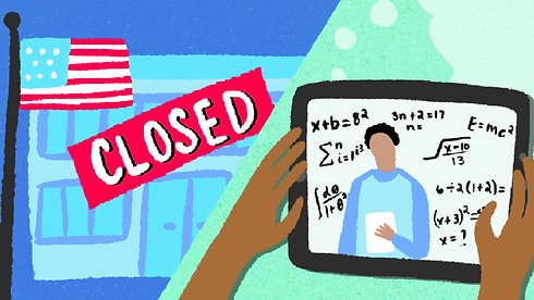 Schools Closed Clipart.png