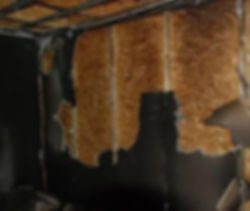 Yangına dayanıklı prefabrik ev