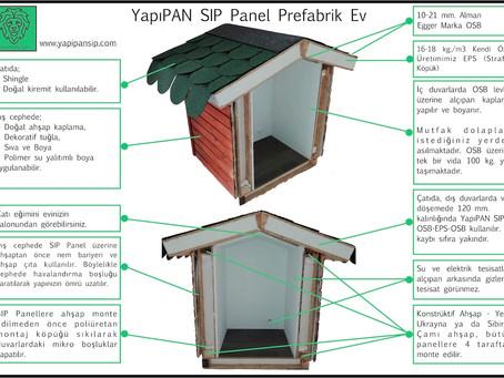 SIP Panel Evler Neye Benziyor?
