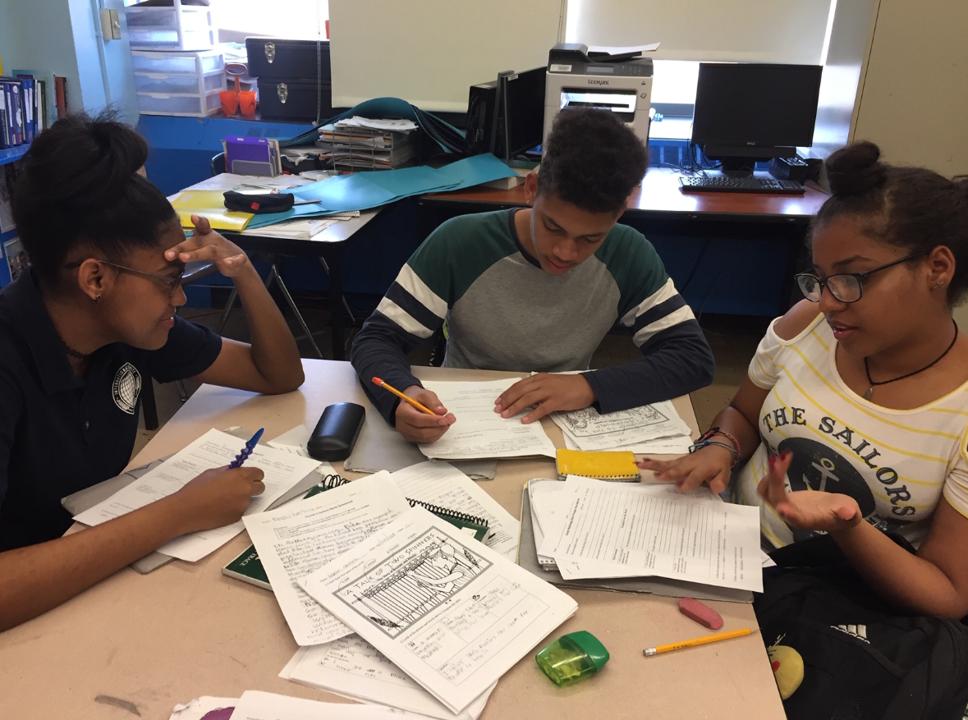 Los PBAT permiten a los maestros estructurar el trabajo de los estudiantes