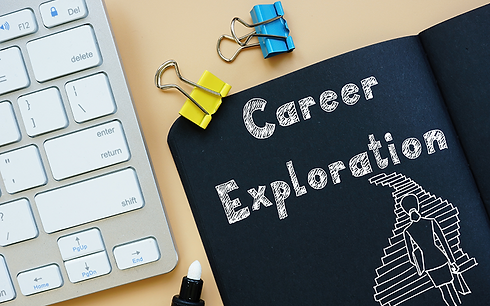Career Exploration cover page ICHS International Community High School Bronx ELLs English