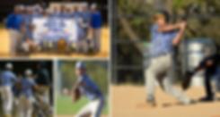 ICHS students baseball team boys pitchin