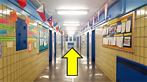 hallways ICHS International Community Hi