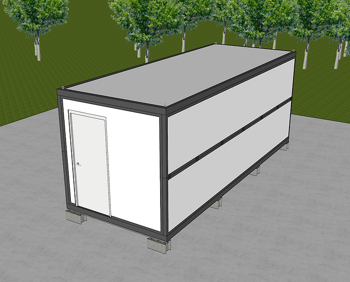 Foldable Container (Katlanır Konteyner)