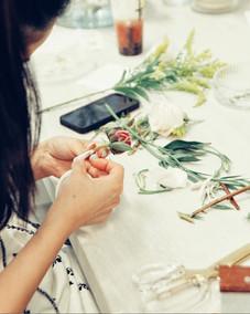 flower cake workshop 2