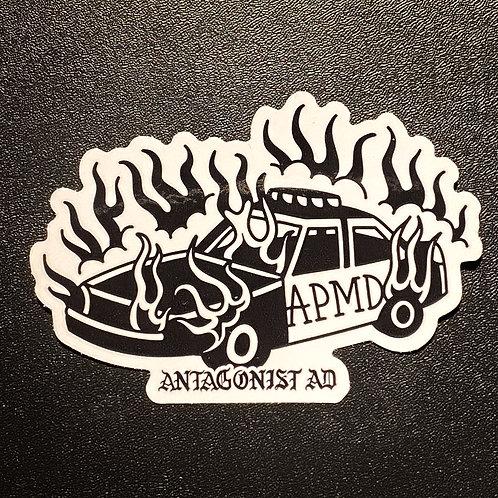 APMD X JAD Sticker
