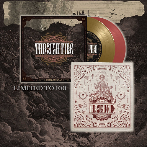 "Bundle: 2x Through Fire 7"" Vinyl EP + Pha Yant"