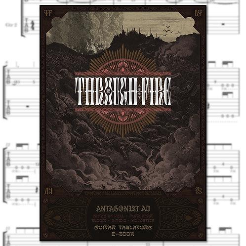 Through Fire Guitar Tablature E-Book