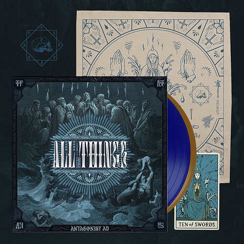 "Bundle: 2x All Things 7"" Vinyl EP + Tarot Card + Pha Yant"