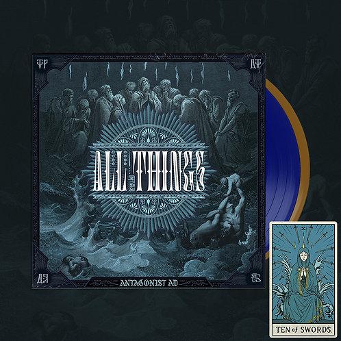 "Bundle: 2x All Things 7"" Vinyl EP + Tarot Card (Pre-Order)"