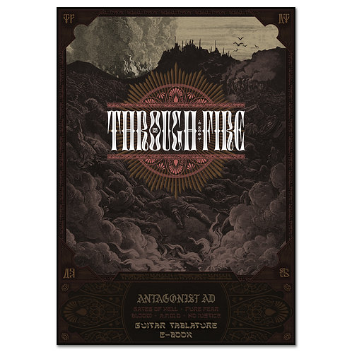 'Through Fire' Guitar Tablature eBook