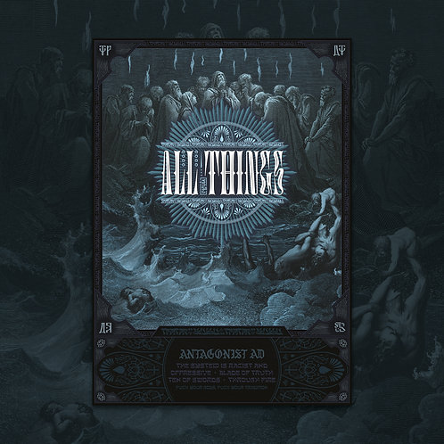 All Things Poster Print