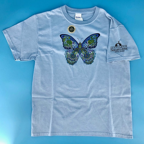 Butterfly t-shirt-youth