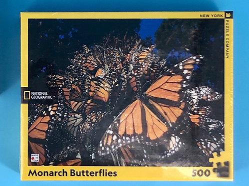 Monarch Puzzle-500 piece