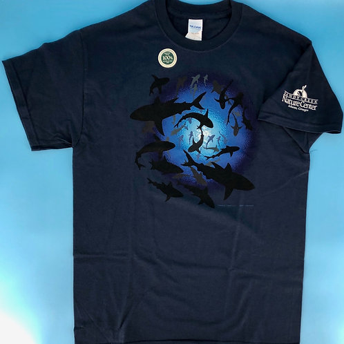 Shark school t shirts