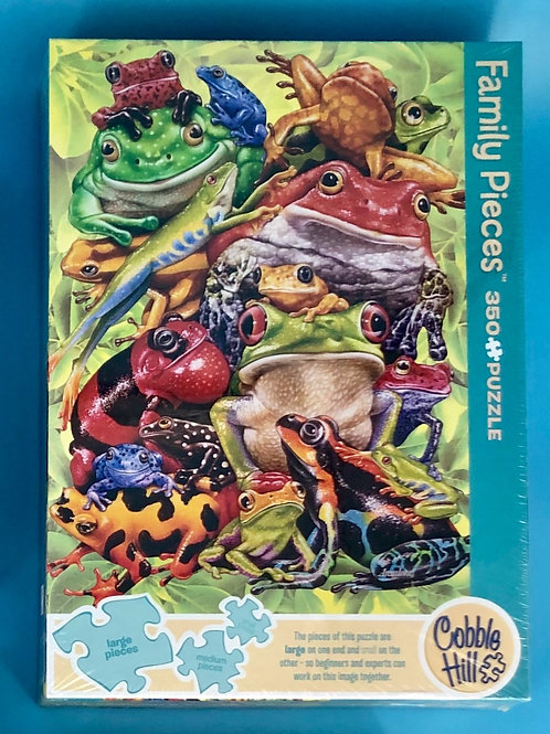 Frog Puzzles-350 piece