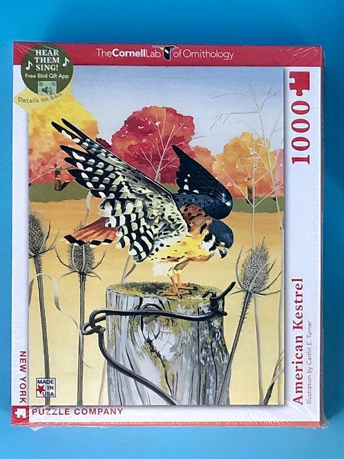 American Kestrel Puzzle-1000 piece