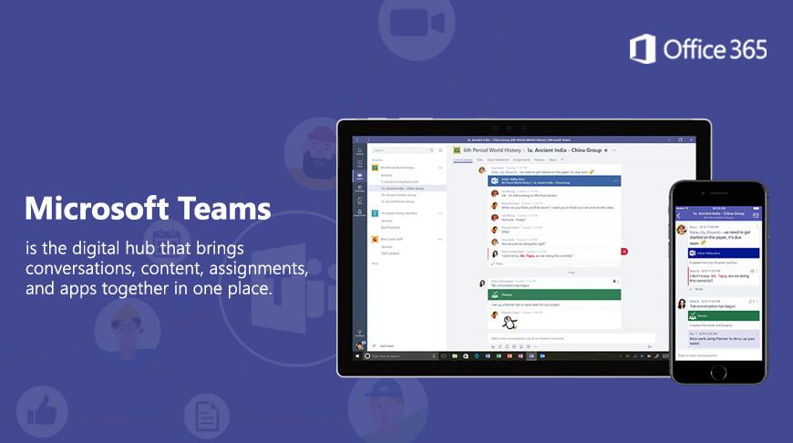 Digital Project Management, Project Management, eCEOs, Microsoft Teams