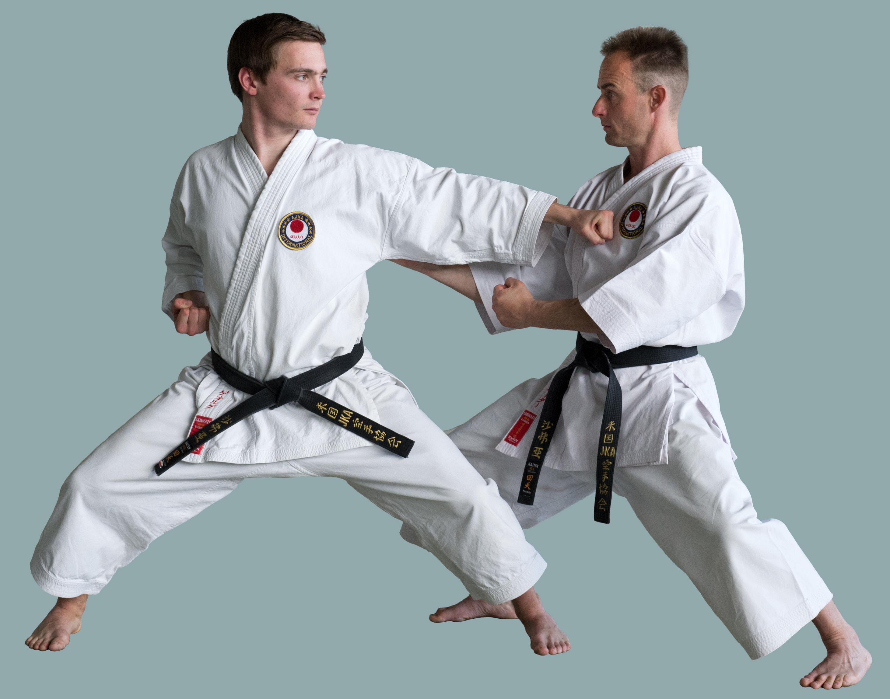 Karate leicht erlernt