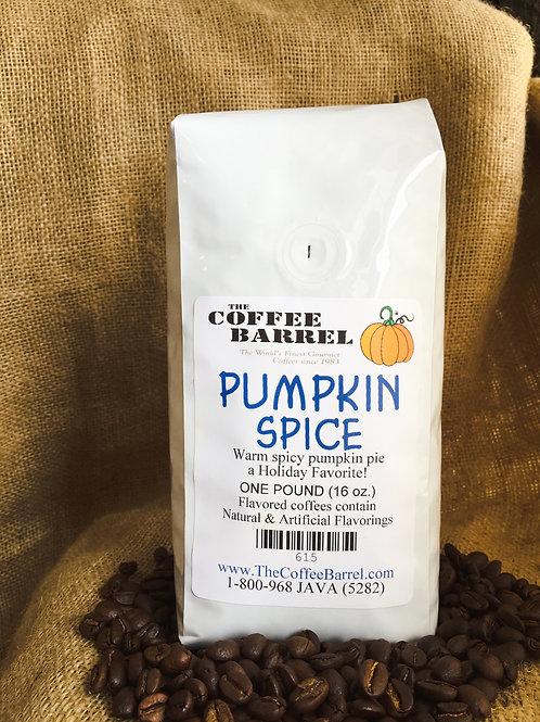 Pumpkin Spice-WS