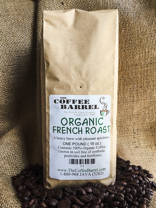 Organic French Roast-WS