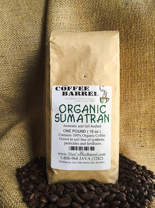 Organic Sumatran