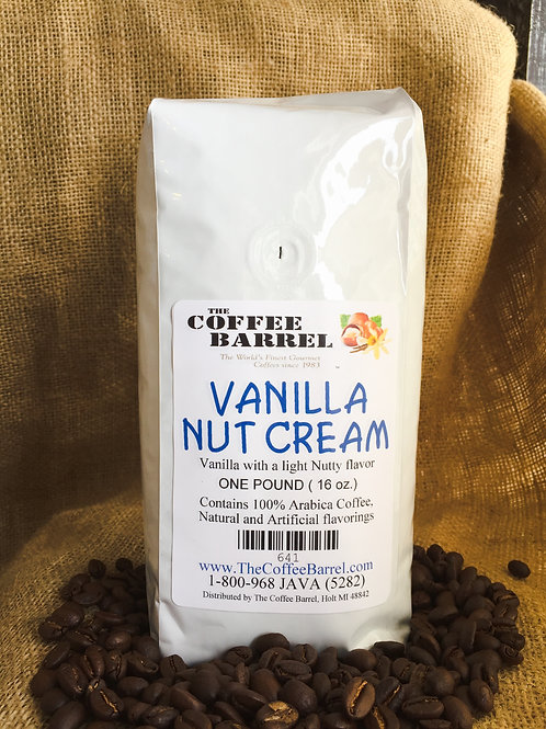 Vanilla Nut Cream