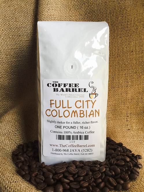Full City Colombian