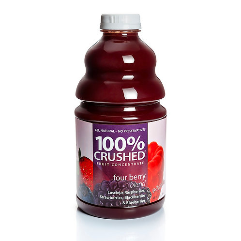 Dr Smoothie Four Berry – 46 oz bottle-WS