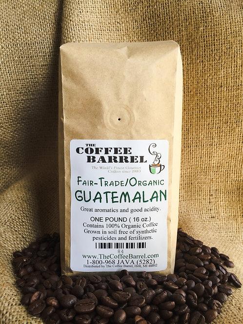 Fair Trade Organic Guatemala-WS