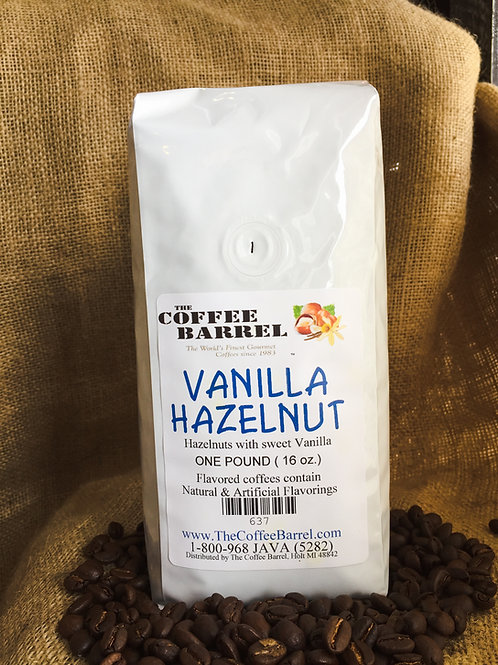 Vanilla Hazelnut-WS