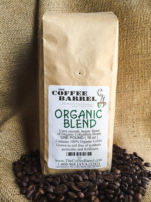 Organic Blend-WS