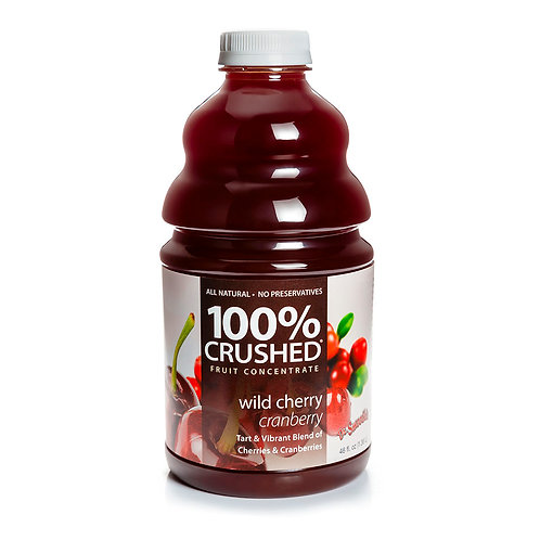Dr Smoothie Cherry Cranberry � 46 oz bottle
