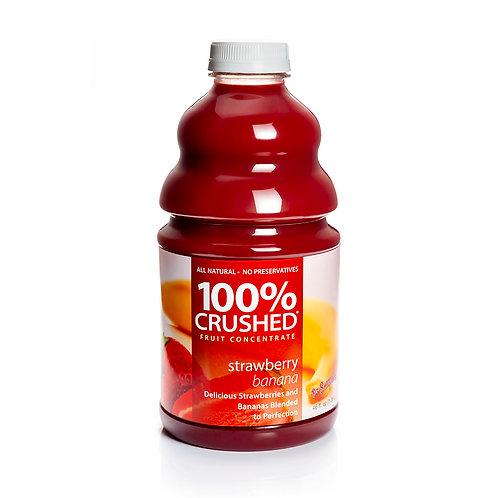 Dr Smoothie Strawberry Ban./ 46 oz bottle-WS