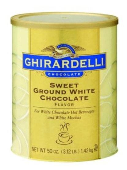 Ghirardelli White Chocolate Powder