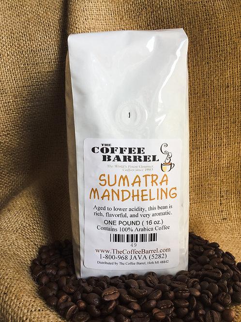 Sumatra Mandheling-WS