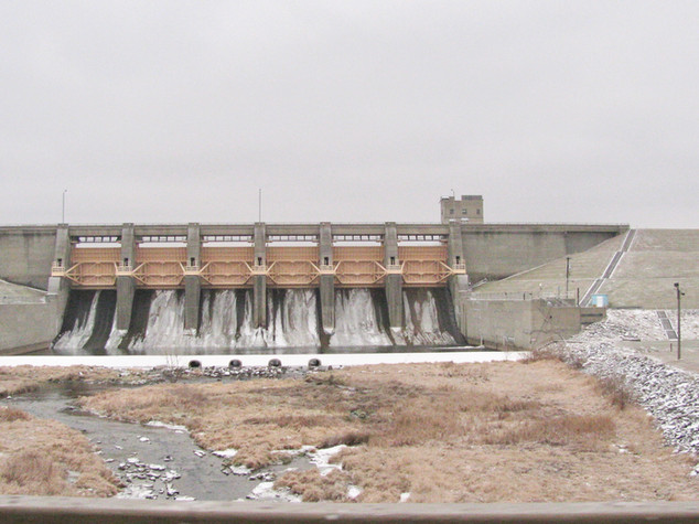 Eagle Creek Dam