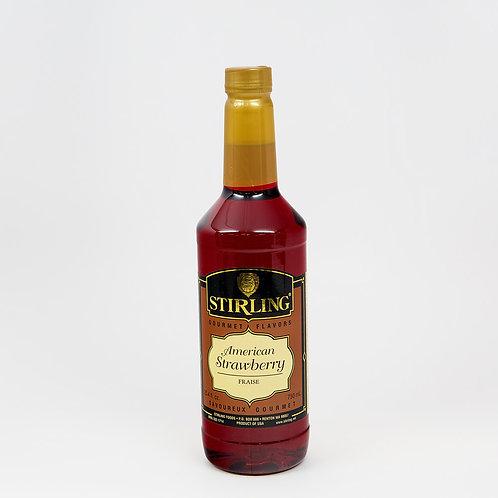 Strawberry Flavor 24.4 Oz. Bottle
