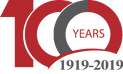 Precise 100 years logo.png