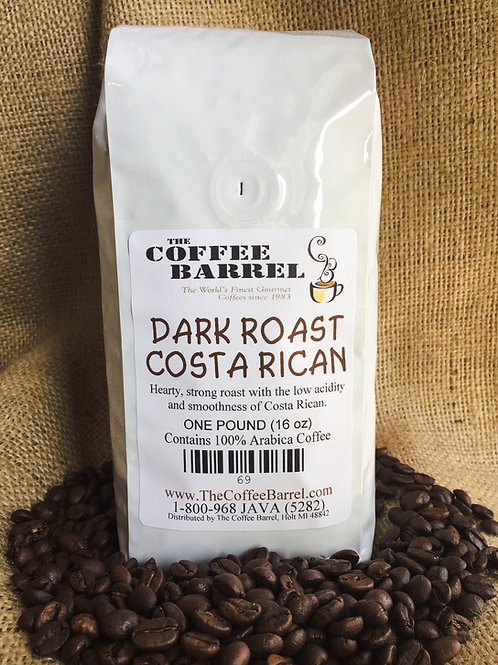 Dark Roast Costa Rican-WS