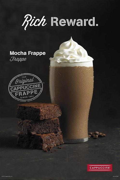 Cappuccine Mocha Frappe-WS