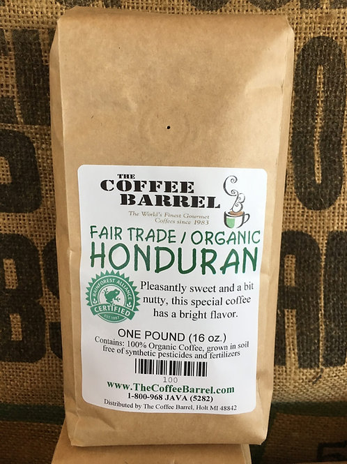 Fair Trade Organic Honduran-WS