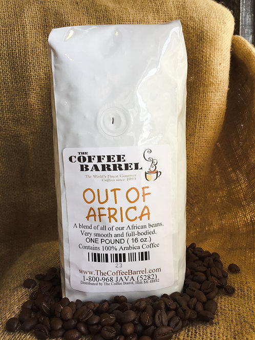 Out of Africa Blend-WS