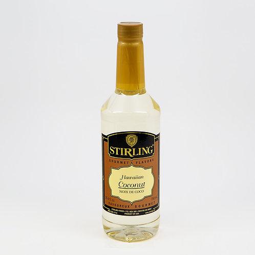 Coconut Flavor 24.4 Oz. Bottle