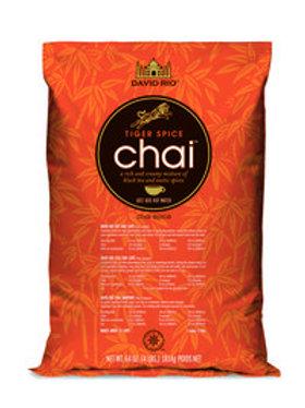 David Rio Tiger Spice Chai Tea 4.0 Lb. Bag