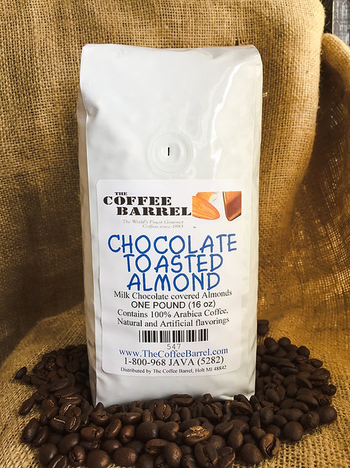 Chocolate Toasted Almond